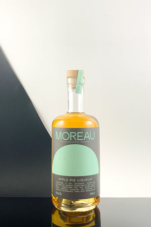 Mobius Distilling Moreau Apple Pie Liqueur