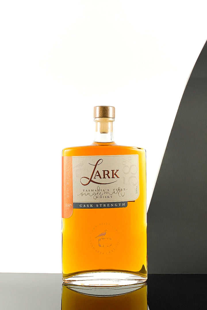 Lark Distillery Cask Strength Single Malt Whisky