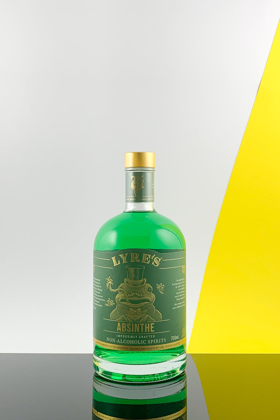 Lyre's Non Alcoholic Absinthe