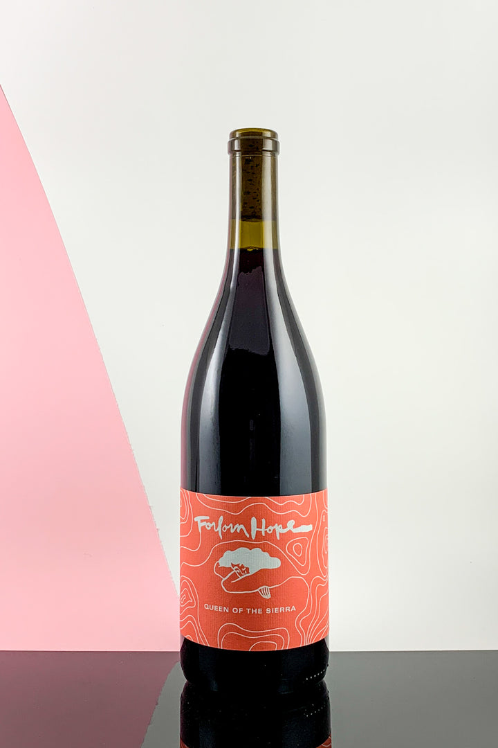 Forlorn Hope Queen Of The Sierra Red 2017