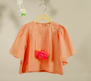 'Kawaii Bonsho' in Peach