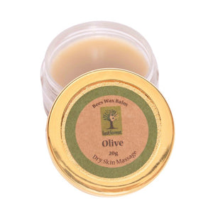 Beeswax Olive Dry Skin Massage