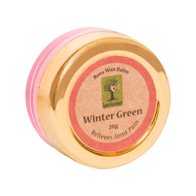 Beeswax Joint Pain Reliever Wintergreen