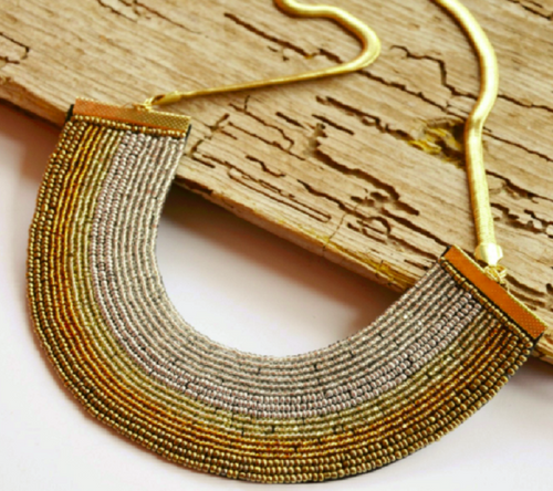 Disco Dib Necklace