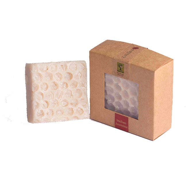 Beeswax Soap - Indian Jasmine