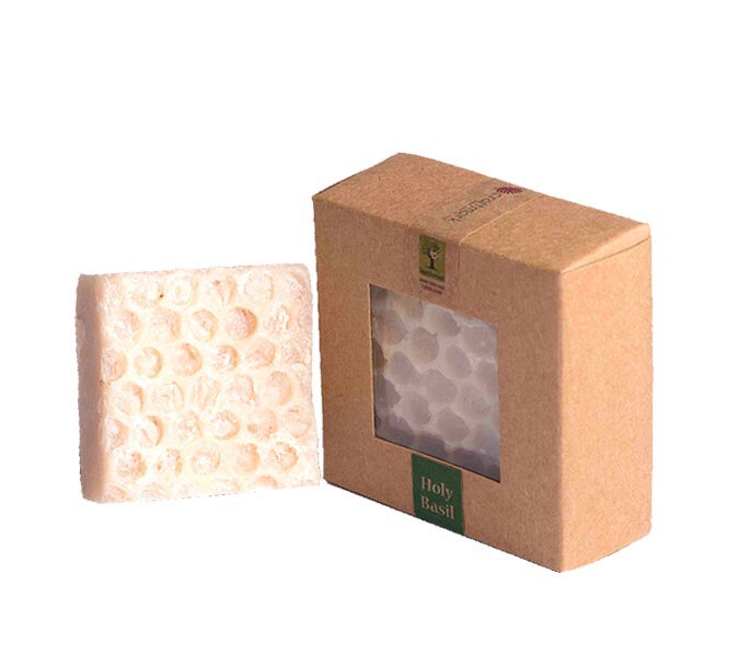 Beeswax Soap - Holy Basil