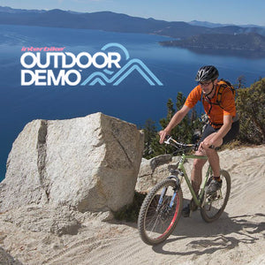 Come see us at 2018 Interbike Outdoor Demo