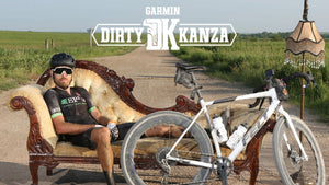 Vegan Cyclist Rides the Dirty Kanza