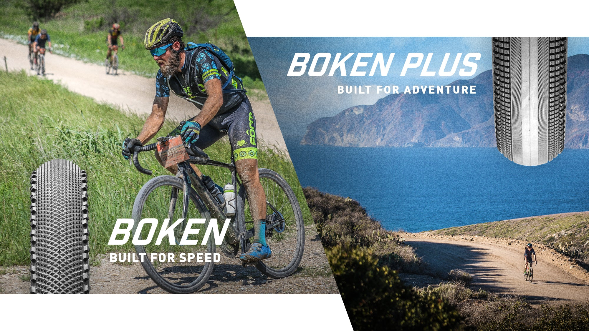 Boken: Built for Speed and Adventure