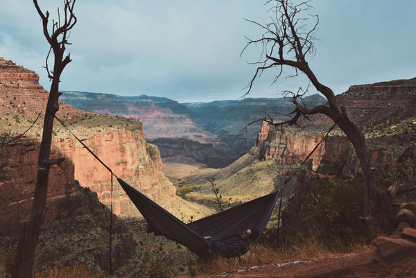 Pacific Rim Camping Backpacking Hammock