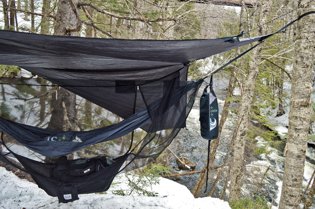 pacific rim hammock shelter by promethean outdoor supply