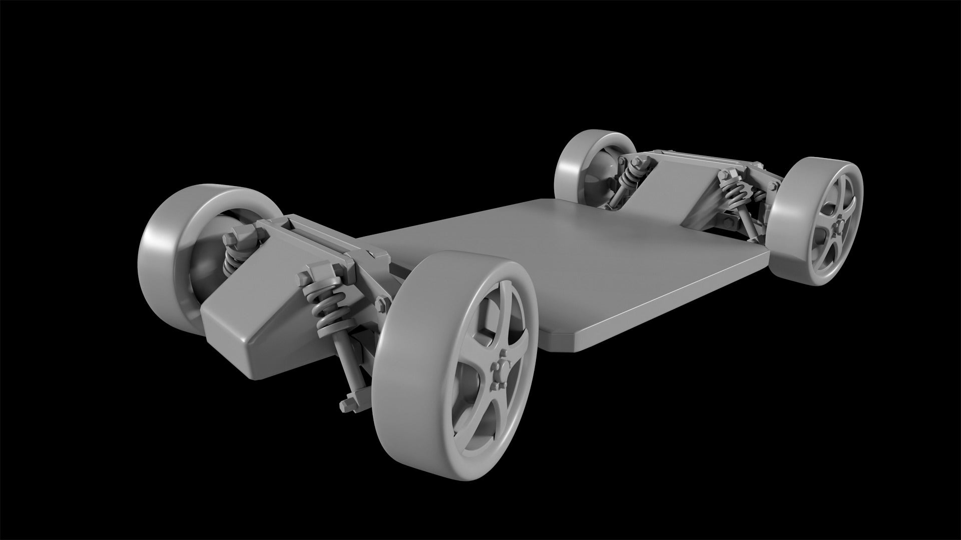 Car Chassis Basic