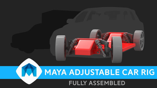 Maya Adjustable Car Rig - simonpaulmills