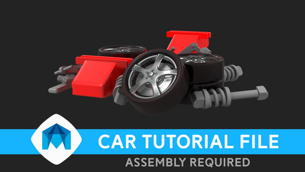 Tutorial Car - simonpaulmills