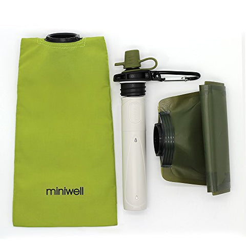 Emergency Portable Water Filter - Proper Prepper
