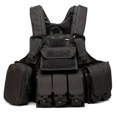 Recon Chest Rig - Proper Prepper