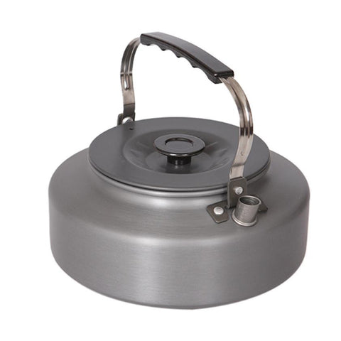 1.6qt Aluminum Camp Kettle - Proper Prepper