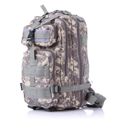 30L Tactical Molle Backpack 12 Colors - Proper Prepper