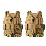 "2 pack! ""The Chief"" Load Bearing Vest - Proper Prepper"