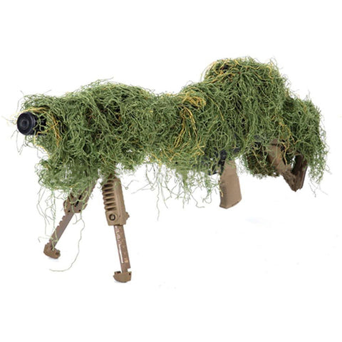 Ghillie Rifle Cover - Proper Prepper