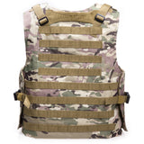 Basic Training Load Bearing Vest 6 colors - Proper Prepper