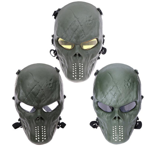 Shock Resistant Protection Mask