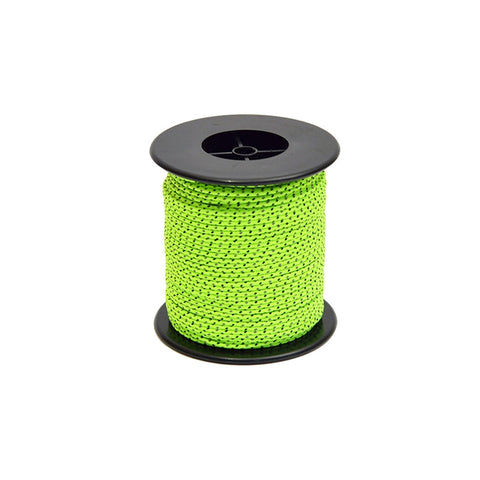 50m Length Green Reflective Paracord