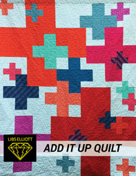 Add It Up Quilt Pattern - PDF Download