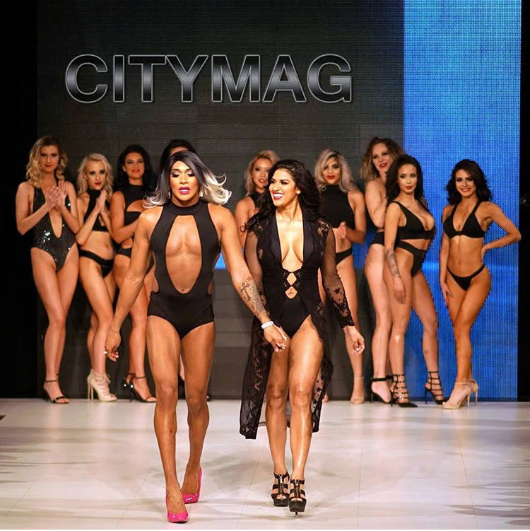 Vanity Couture X City Mag - Torontos hottest new bikini brand hits the runway