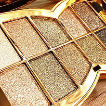 Shimmer Eye Shadow Makeup Palette - Beauty Trend Insider