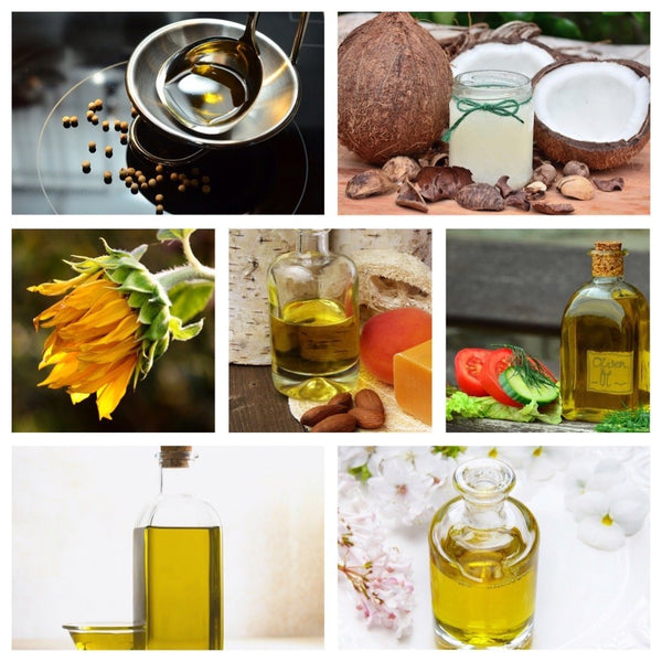 Have you considered cooking with some of the oils found in your natural skincare and hair care? | butterbykeba.com