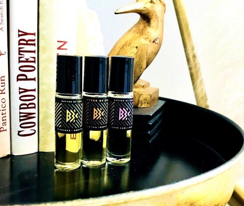Body Oil 10ml. - butterbykeba.com
