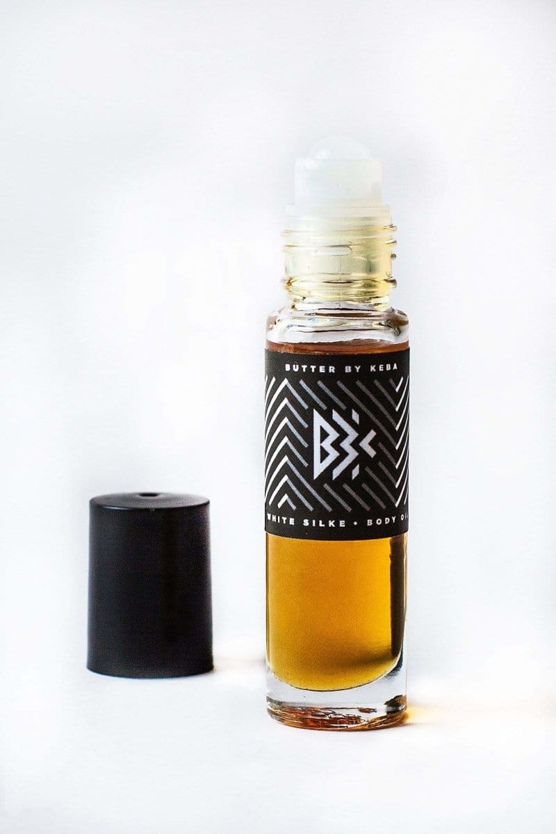 Men's Body Oil 10ml - butterbykeba.com