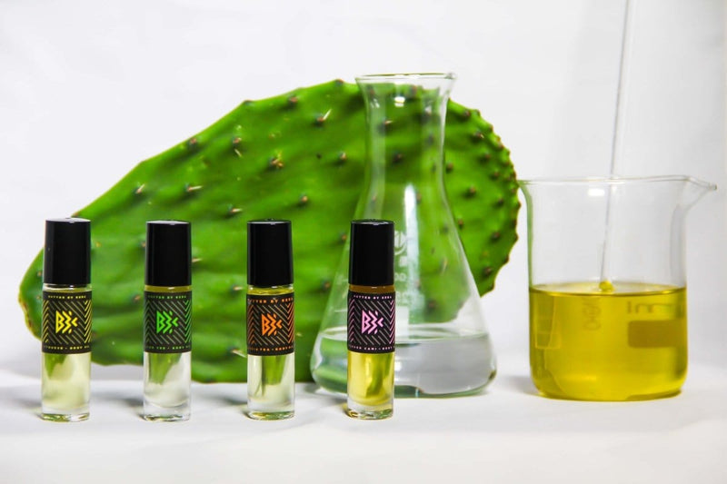 Triple Set Roll-on Body Oils- extra savings - butterbykeba.com