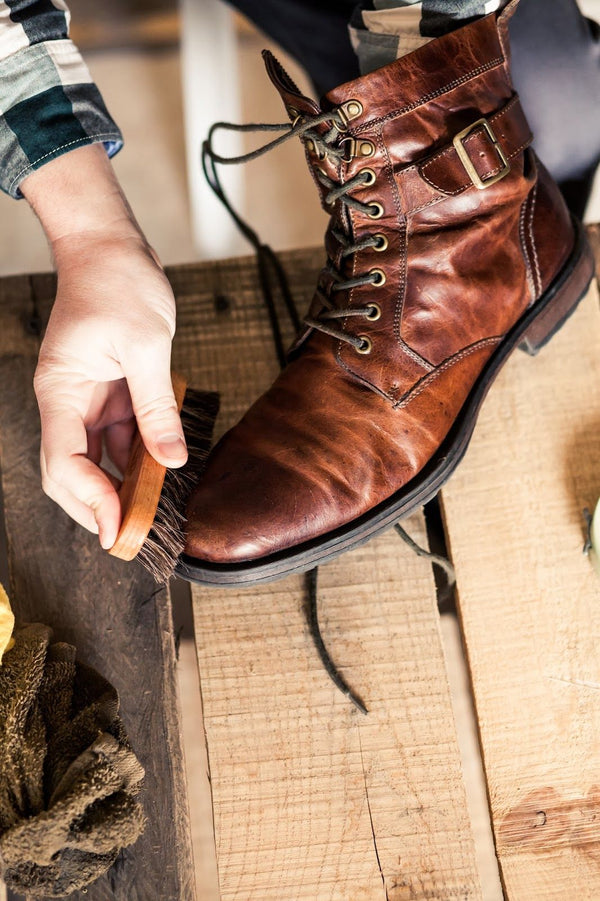Maintenance Procedures for Leather Boots