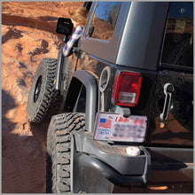 narrow fender flares on jeep rubicon