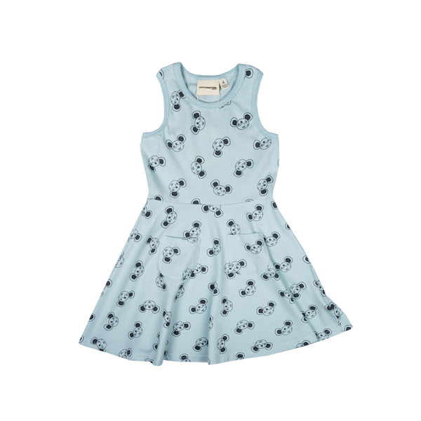 Pockets of Love Mouse Singlet Dress
