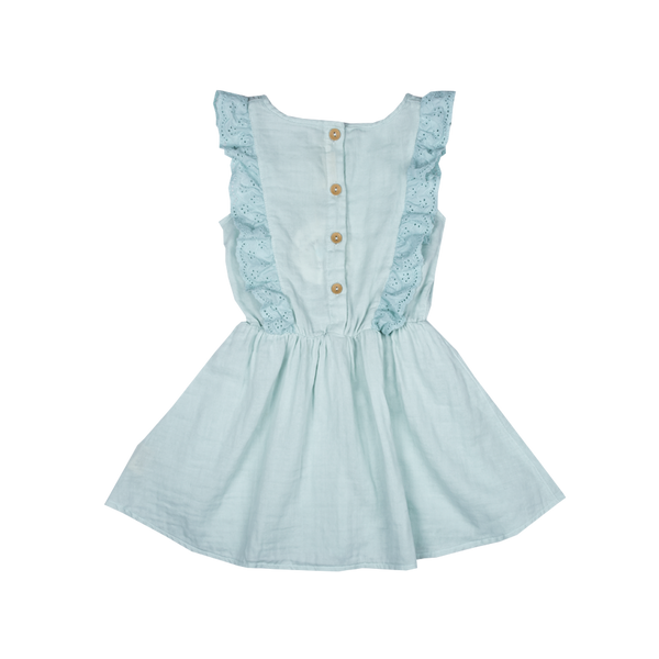 Mint Sadie Dress