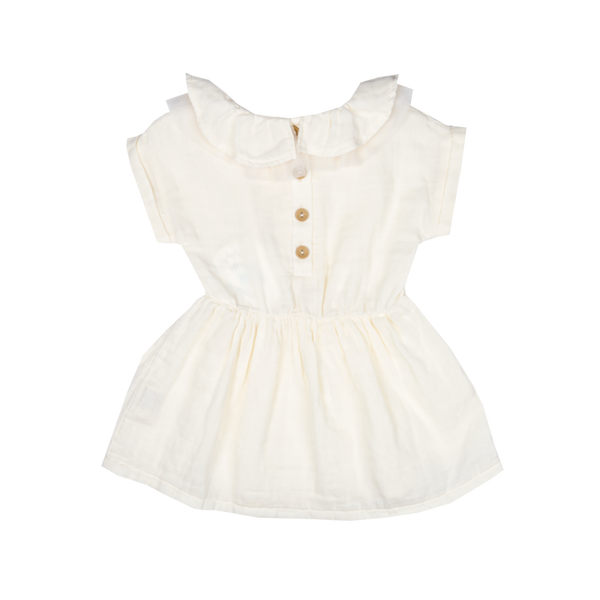 Lylah Baby Collar Dress
