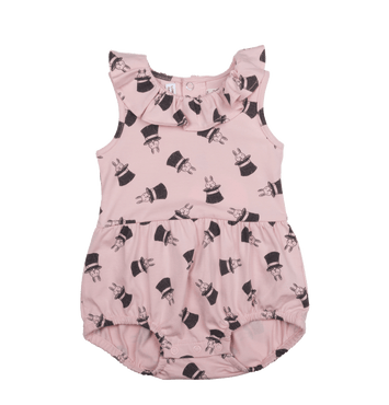 MAGIC FRILL BABY ROMPER - MAGIC