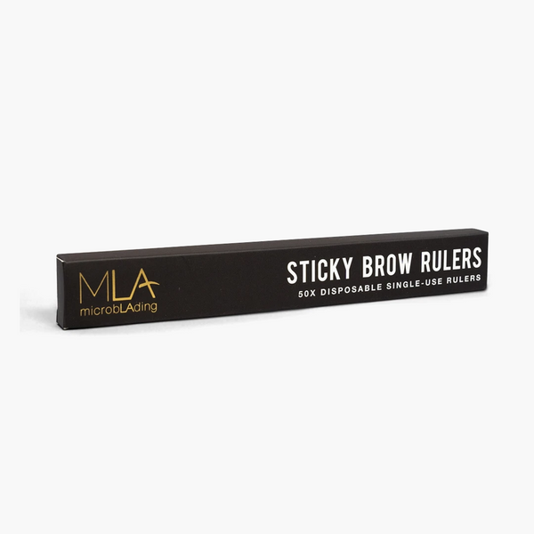 Disposable Sticky Rulers - 50 Pack