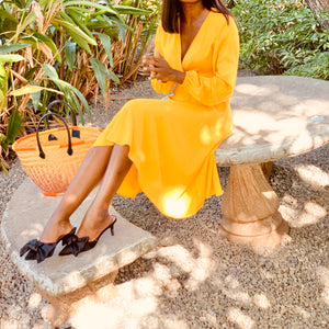 Yellow Midi Set