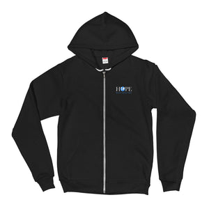 HOPE worldwide Hoodie Sweatshirt