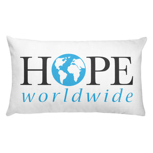Decorative HOPE worldwide Pillow