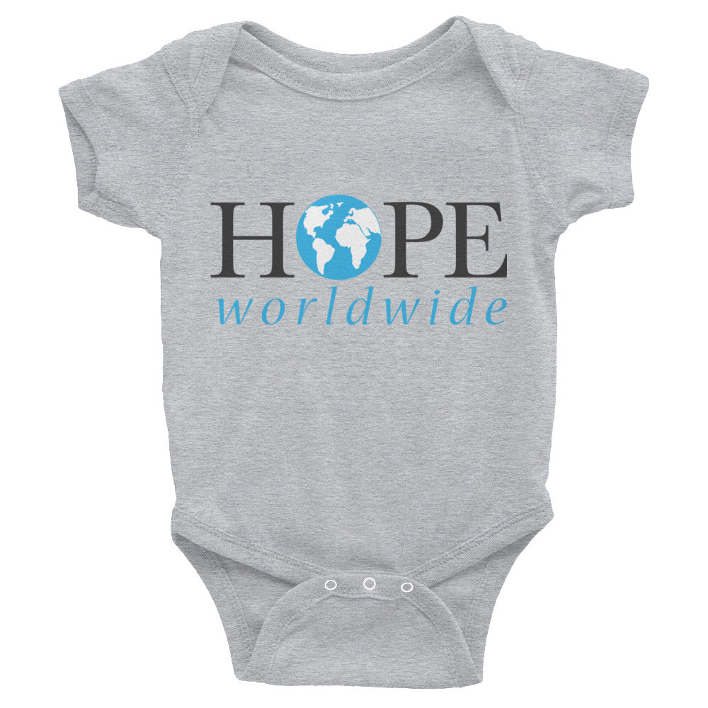 HOPE worldwide Baby Onesies!