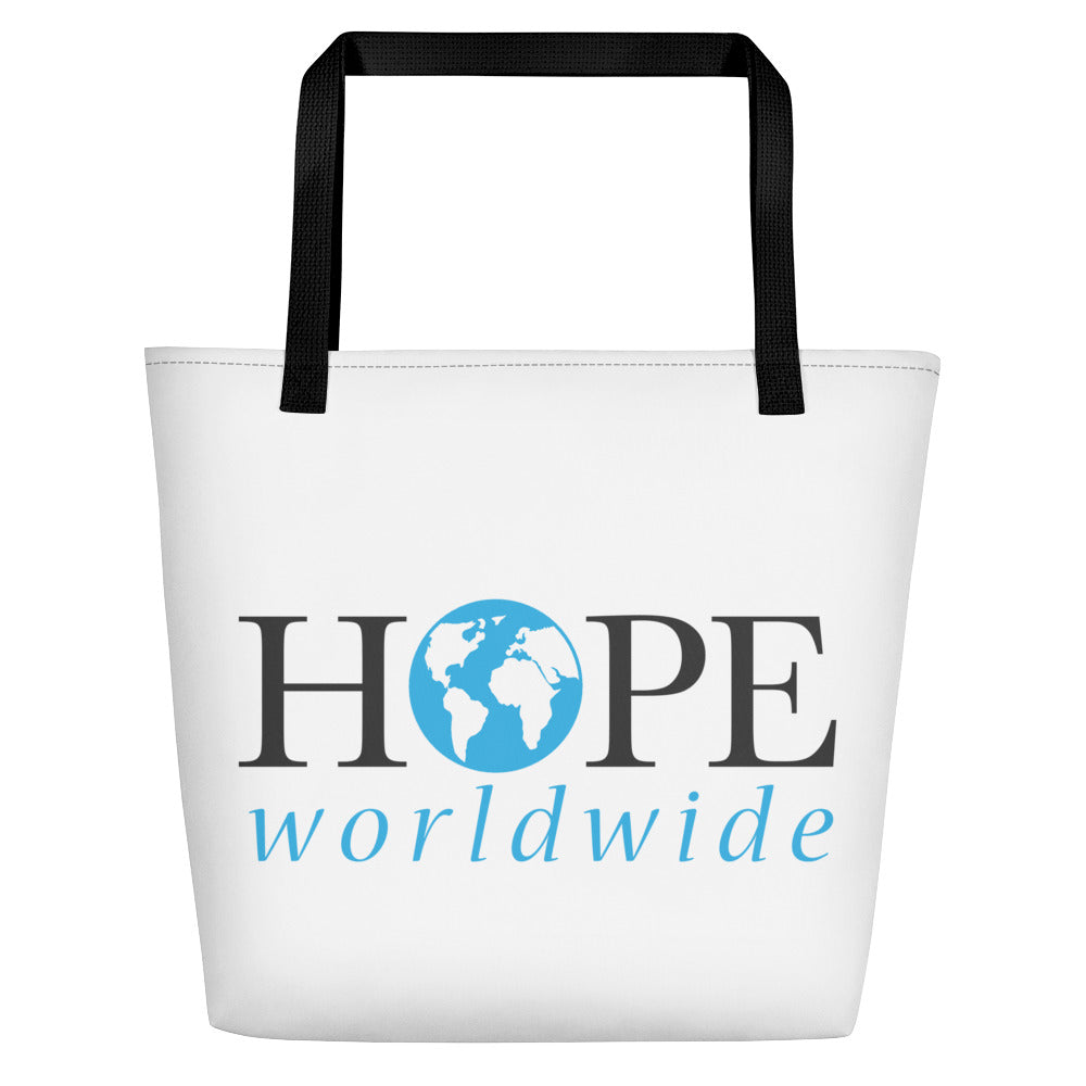 HOPE worldwide Beach Bag