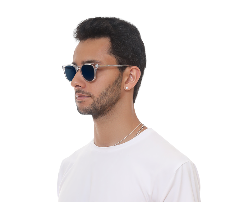 The Spectres -  Polarized Sunglasses by Jade Black
