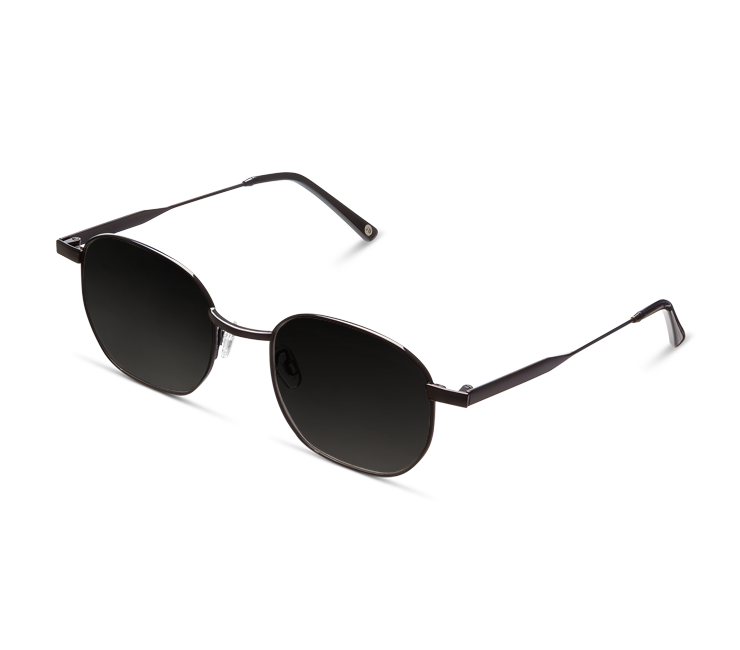 Euclids -  Polarized Sunglasses by Jade Black