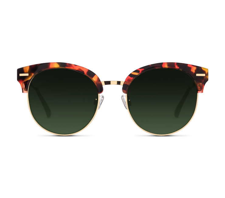 Bellas -  Polarized Sunglasses by Jade Black
