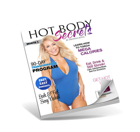 Hot Body Secrets ebook Month 1